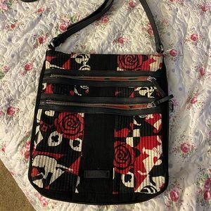 Vera Bradley Alice in Wonderland side satchel WDW